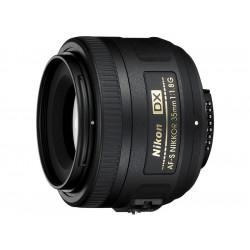 обектив Nikon AF-S DX 35mm f/1.8G (употребяван)
