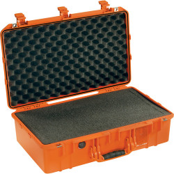 куфар Peli™ Case 1555 Air 015550-0000-150E с пяна (оранжев)