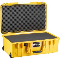 Case Peli Case 1535 Air 015350-0001-240E with foam (yellow)