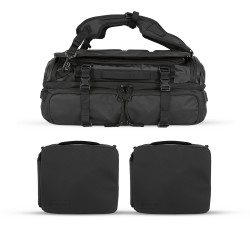 WANDRD Hexad Access Duffel Photo Bundle 2 (черен)