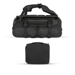 WANDRD Hexad Access Duffel Photo Bundle 1 (черен)