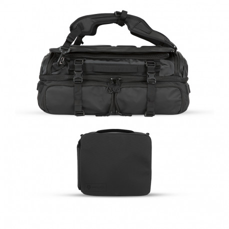 WANDRD HEXAD ACCESS DUFFEL PHOTO BUNDEL 1 BLACK