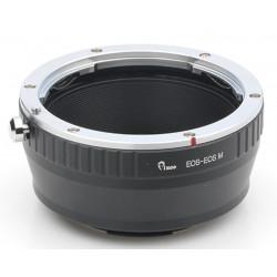 адаптер Pixco Canon EF към Canon EOS M