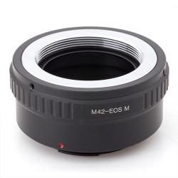 Pixco M42 към Canon EOS M