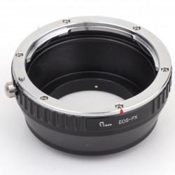 адаптер Pixco Canon EF към Fujifilm X