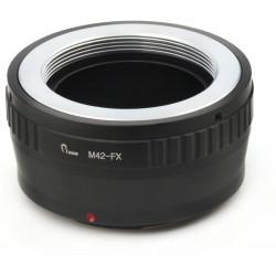 Pixco M42 към Fujifilm X