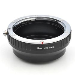 адаптер Pixco Canon EF към Micro 4/3
