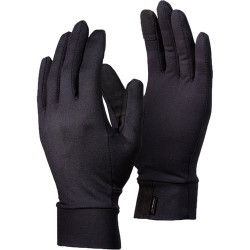 gloves Vallerret Power Stretch Pro Liner with touch M (black)