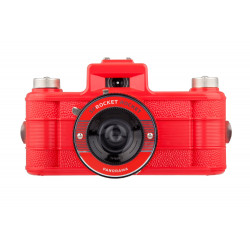 Camera Lomo HP400RED Sprocket Rocket Red