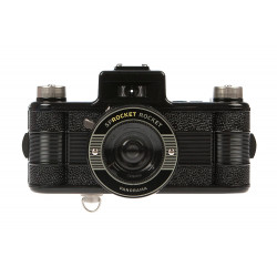 Camera Lomo HP400 Sprocket Rocket Black