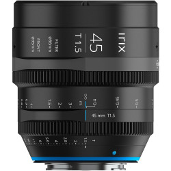 Irix Cine 45mm T/1.5 - Canon EOS R (RF)