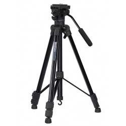 статив Benro T980EX Photo & Video Tripod Kit Алуминиев статив
