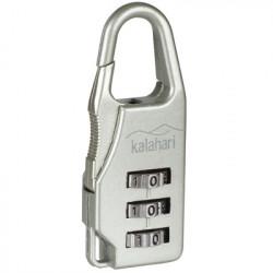 Accessory Kalahari 440902 Padlock with 3-digit combiner
