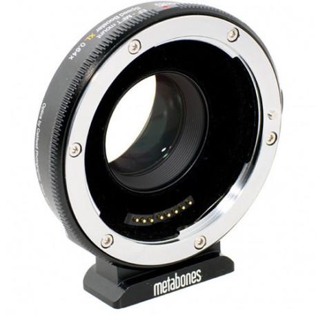 Metabones SPEED BOOSTER T XL 0.64x - Canon EF към MFT камери (употребяван)