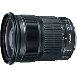 обектив Canon EF 24-105mm f/3.5-5.6 IS STM (употребяван)