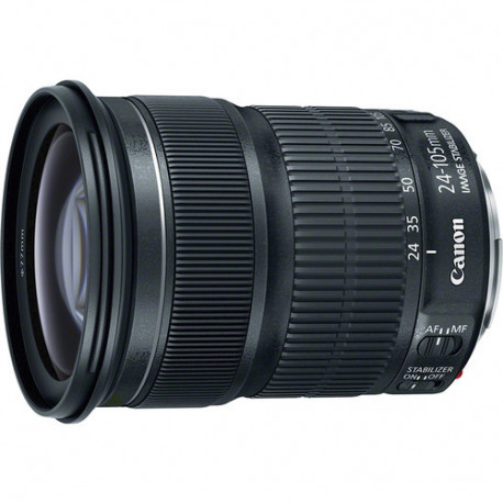 Canon EF 24-105mm f/3.5-5.6 IS STM (употребяван)