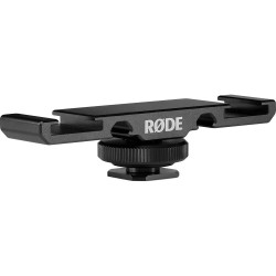 аксесоар Rode DCS-1 Dual Cold Shoe Mount