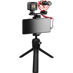 Microphone Rode Vlogger Kit Universal