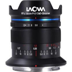 Lens Laowa 14mm f / 4 FF RL Zero-D - Nikon Z