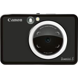 фотоапарат за моментални снимки Canon Zoemini S Instant Camera Printer (черен)