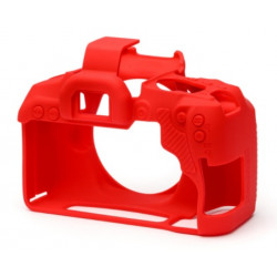 Accessory EasyCover ECC850DR - - Silicone protector for Canon 850D (red)