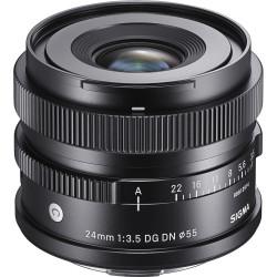 обектив Sigma 24mm f/3.5 DG DN Contemporary - Leica L