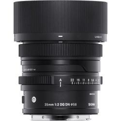 обектив Sigma 35mm f/2 DG DN Contemporary - Leica L