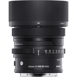 Lens Sigma 35mm f / 2 DG DN Contemporary - Leica L