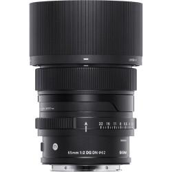 обектив Sigma 65mm f/2 DG DN Contemporary - Leica L