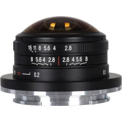 обектив Laowa 4mm f/2.8 Circular Fisheye - MFT