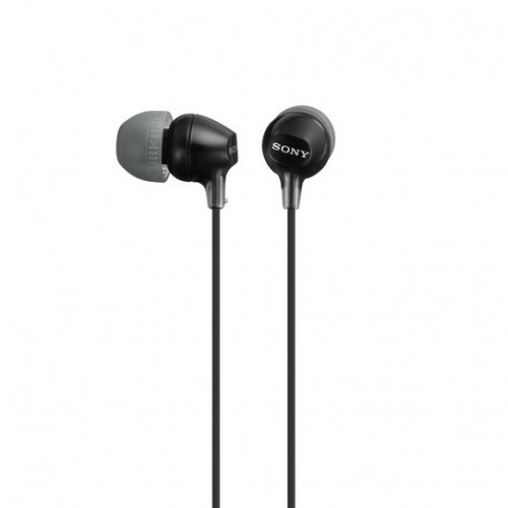 Sony MDR-EX15LP (black)