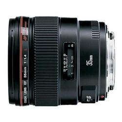Lens Canon EF 35mm f / 1.4L USM (used)
