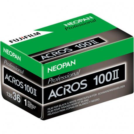 FUJIFILM NEOPAN ACROS 100 II B&W 135-36