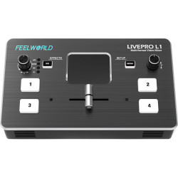 Video Device Feelworld LIVEPRO L1 Multicamera Video Switcher