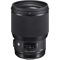 Lens Sigma 85mm f / 1.4 DG HSM Art - Canon EF (used)