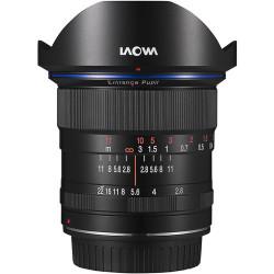 Lens Laowa 12mm f / 2.8 Zero-D - Canon EF (used)