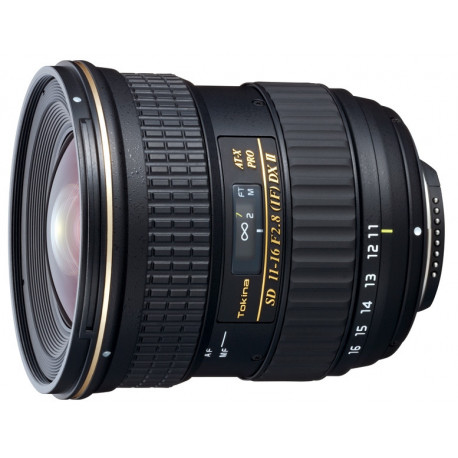 Tokina AT-X PRO 11-16mm f / 2.8 DX II - Canon EF (used)