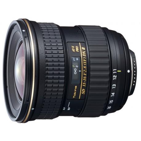 Tokina AT-X PRO 11-16mm f/2.8 DX II - Canon EF (употребяван)