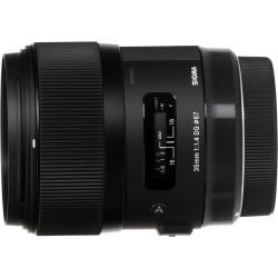Sigma 35mm f / 1.4 DG HSM Art - SA