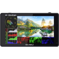 "Display Feelworld LUT6S 6 ""3D LUT 4K HDMI / 3G-SDI"
