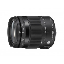 обектив Sigma 18-200mm f/3.5-6.3 DC Macro OS HSM Contemporary - Nikon F (употребяван)