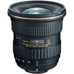 Lens Tokina AT-X 11-20mm f / 2.8 PRO DX - Nikon F (used)