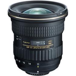 обектив Tokina AT-X 11-20mm f/2.8 PRO DX - Nikon F (употребяван)