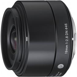 обектив Sigma 19mm f/2.8 DN - Sony E (употребяван)