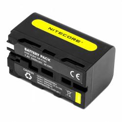батерия Nitecore еквивалент на Sony NP-F750