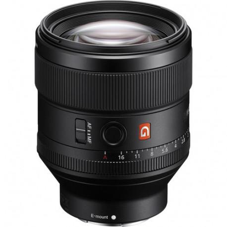 Sony FE 85mm f/1.4 GM (употребяван)