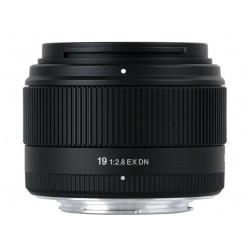 обектив Sigma 19mm f/2.8 EX DN - Sony E (употребяван)