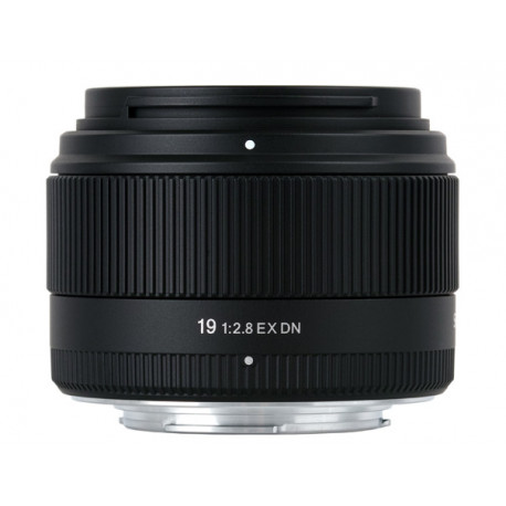 Sigma 19mm f / 2.8 EX DN - Sony E (used)