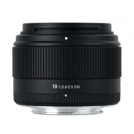 Sigma 19mm f/2.8 EX DN - Sony E (употребяван)