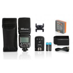 светкавица Hahnel Modus 600RT MK II Wireless Kit - Nikon